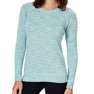 3/$15 Sale Champion Turquoise Long Sleeve Thermal
